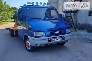 Эвакуатор Iveco TurboDaily 1998 в Обухове