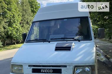 Фургон Iveco TurboDaily 1994 в Стрые