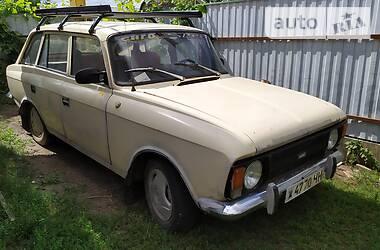 ИЖ 21251 1980 в Борзне