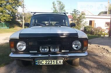 ИЖ 21251 1991 в Львове