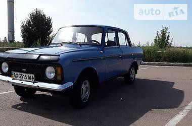 ИЖ 412 1986 в Ужгороде