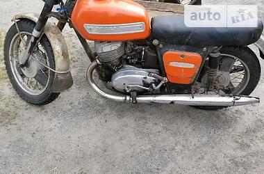 Мотоцикл с коляской ИЖ Планета 4 1998 в Сарнах