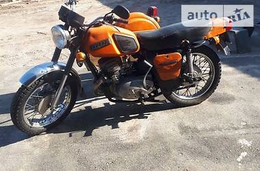 Мотоцикл с коляской ИЖ Планета 4 1986 в Корсуне-Шевченковском