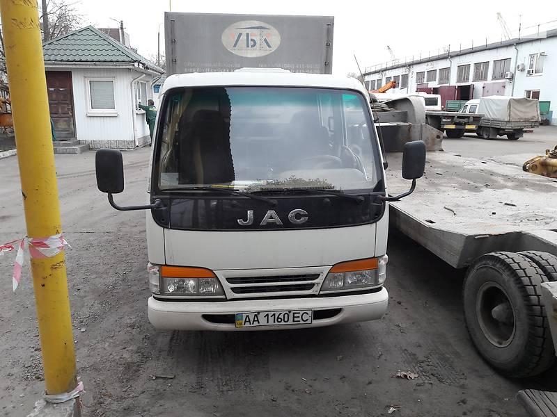 JAC HFC 1020K 2004 года