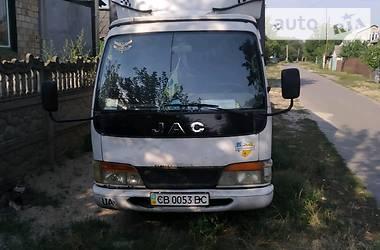 JAC HFC 1020K 2007 в