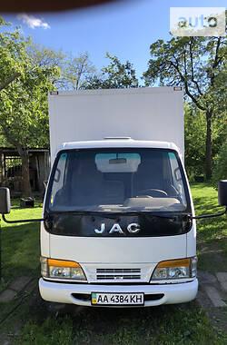 Фургон JAC HFC 1020K 2008 в Киеве