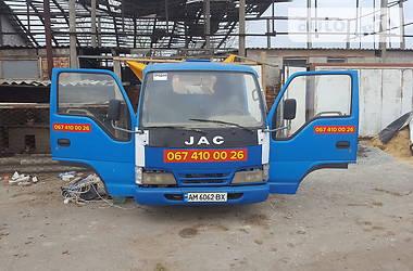 Эвакуатор JAC HFC 1020K 2008 в Киеве
