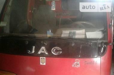 JAC HFC 2009 в Черновцах