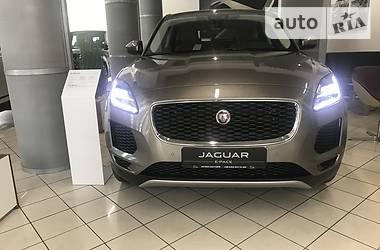 Jaguar E-Pace 2018 в Львове