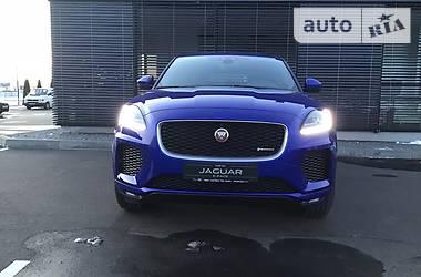 Jaguar E-Pace 2019 в Киеве