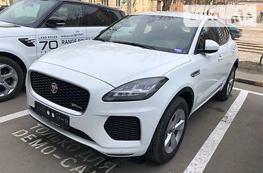 Jaguar E-Pace 2019 в Харькове