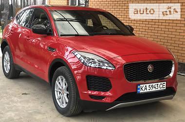 Внедорожник / Кроссовер Jaguar E-Pace 2018 в Киеве