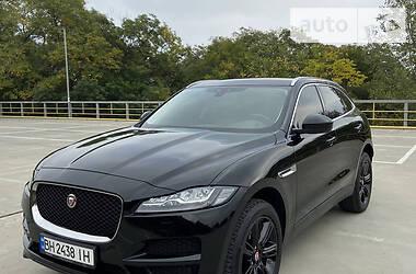 Jaguar F-Pace 2018 в Одессе