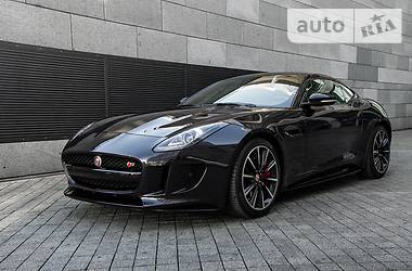 Jaguar F-Type 2016 в Киеве