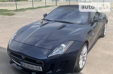 Jaguar F-Type 2017 в Харькове