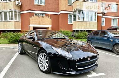 Jaguar F-Type 2016 в Києві