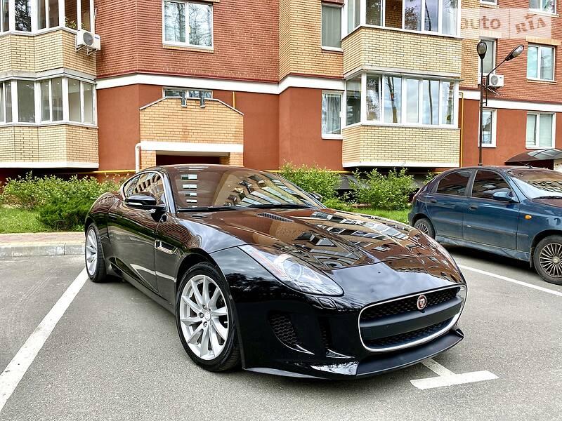 Jaguar F-Type 2016 в Киеве