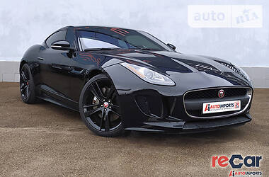 Jaguar F-Type 2017 в Киеве
