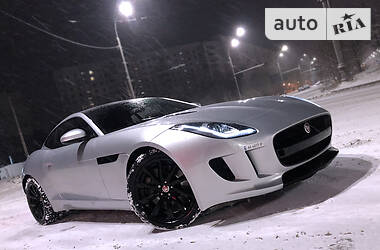 Jaguar F-Type 2015 в Харкові