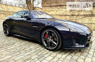 Jaguar F-Type 2016 в Херсоне