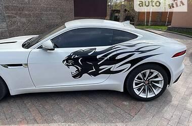 Купе Jaguar F-Type 2016 в Кропивницком
