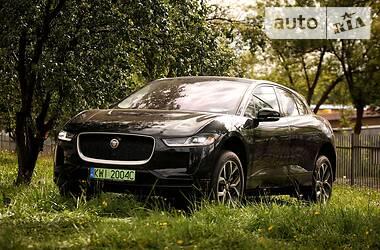 Jaguar I-Pace 2019 в Львове
