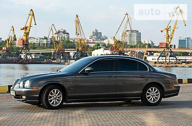 Jaguar S-Type 2002 в Одесі