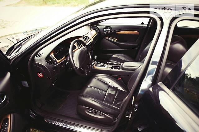 Jaguar S-Type 2000 года в Полтаве