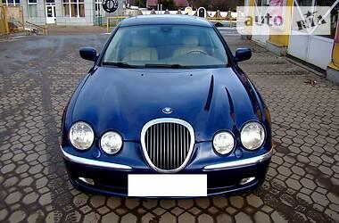 Jaguar S-Type 2002 в Львове