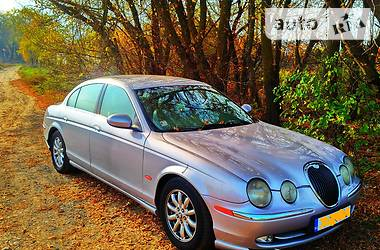 Jaguar S-Type 2003 в Киеве
