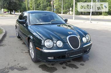 Jaguar S-Type 2000 в Николаеве
