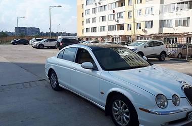 Jaguar S-Type 2001 в Одессе