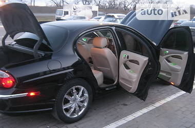 Jaguar S-Type 2004 в Болехове