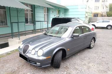Jaguar S-Type 2000 в Львові