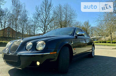 Jaguar S-Type 2006 в Виноградове