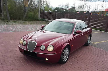 Jaguar S-Type 2006 в Конотопе