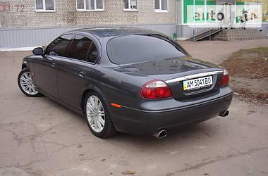 Jaguar S-Type 2007 в Коростене