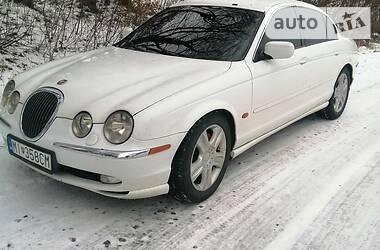 Jaguar S-Type 1999 в Львове