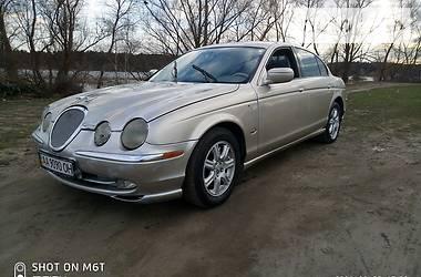 Jaguar S-Type 2001 в Киеве
