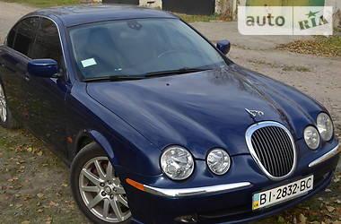 Jaguar S-Type 2001 в Кременчуге