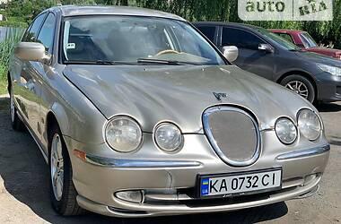 Седан Jaguar S-Type 2001 в Киеве
