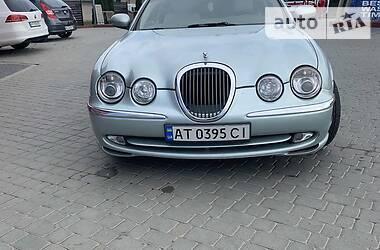 Седан Jaguar S-Type 2004 в Ивано-Франковске