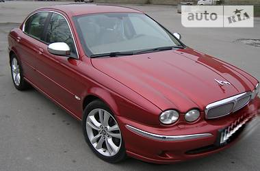 Jaguar X-Type 2006 в Днепре