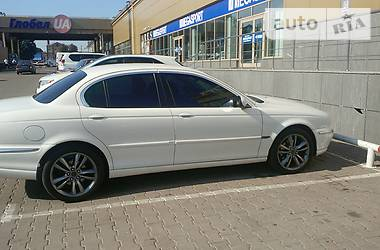 Jaguar X-Type 2007 в Ивано-Франковске