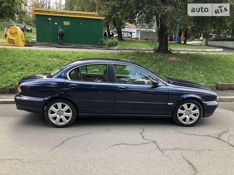 Jaguar X-Type 2006 года в Киеве
