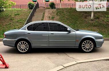 Jaguar X-Type 2003 в Николаеве