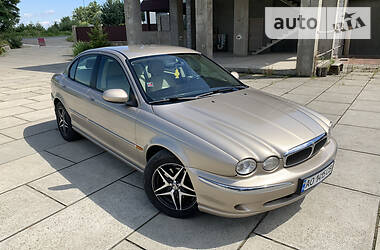 Jaguar X-Type 2004 в Хусте