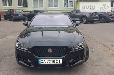 Jaguar XE 2016 в Киеве