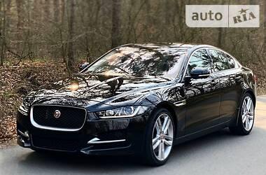 Jaguar XE 2016 в Києві