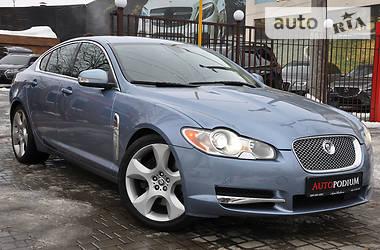 Jaguar XF 2008 в Одессе